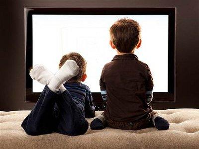 children & television