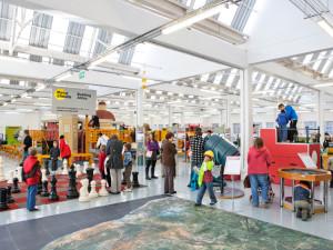 CTSC Exhibition Floor