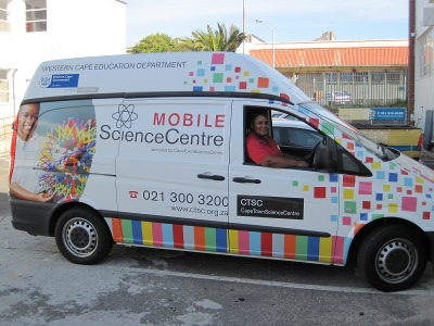 wced mobile science centre