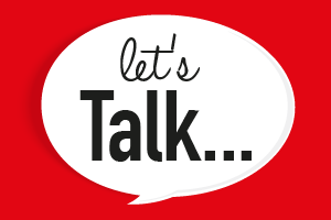 Lets talk - web blokkie