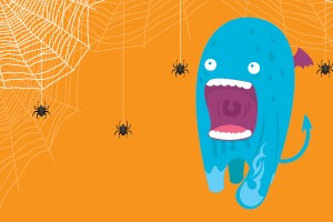 Face your fears web blokkie